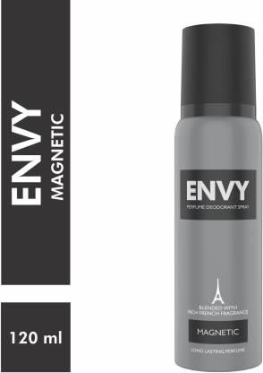 Envy | ENVY Magnetic Deodorant Spray - For Men