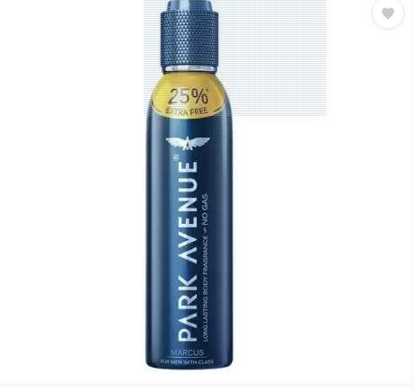Park Avenue deodorant and perfume | PARK AVENUE MARCUS Body Spray - For Men