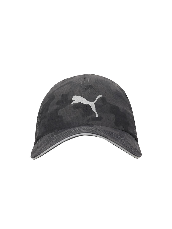 Puma | PUMA UNISEX RUNNING CAP III ASPHALT-CAMO LEISURE CAP