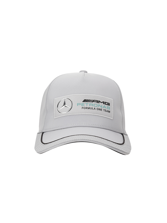 Puma | PUMA MAPF1 BB CAP MERCEDES TEAM SILVER LEISURE CAP