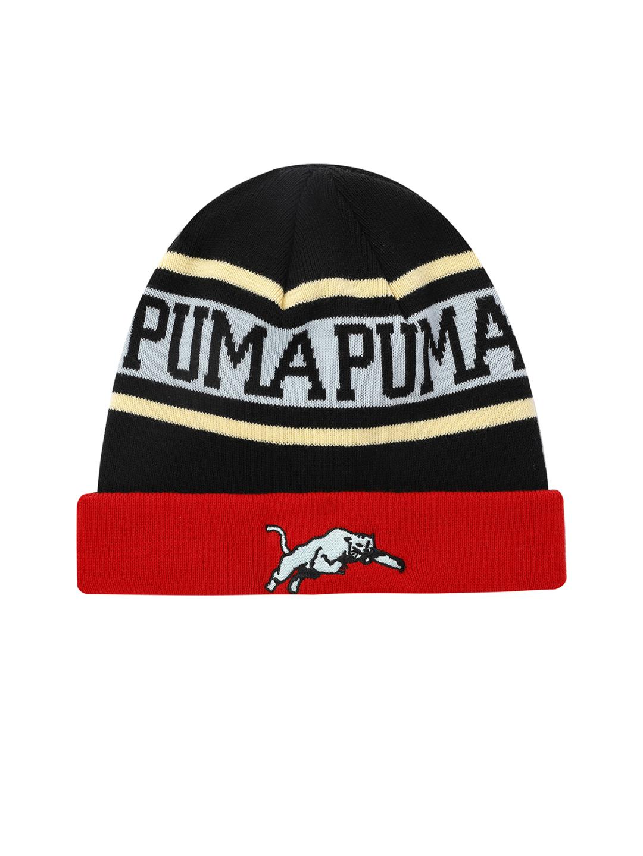 Puma | PUMA BASKETBALL CLASSIC CUFF BEANIE PUMA BLAC LIFESTYLE BEANIE