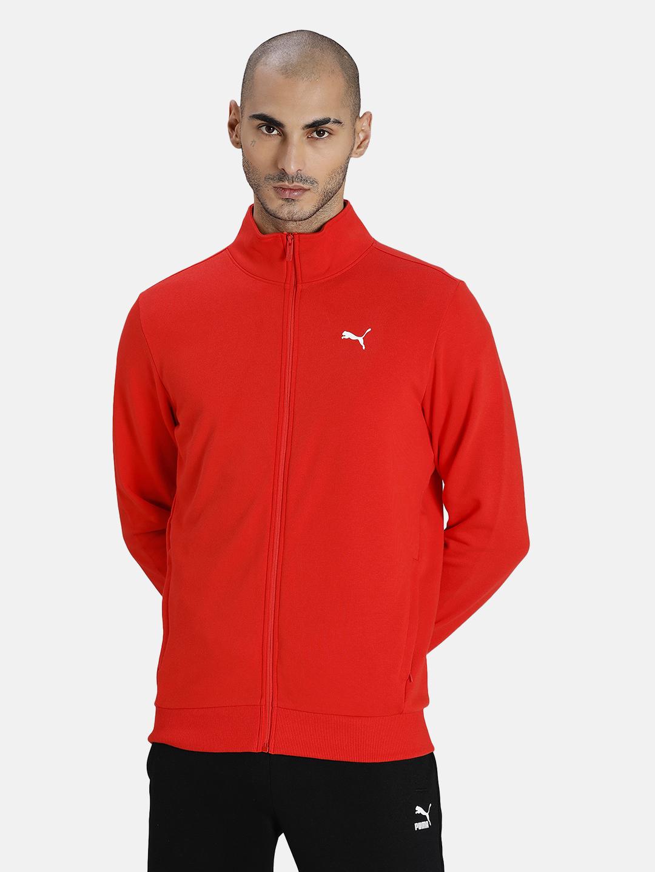 Puma | PUMA ZIPPERED FULL-ZIP TR GRENADINE LIFESTYLE SweatShirt