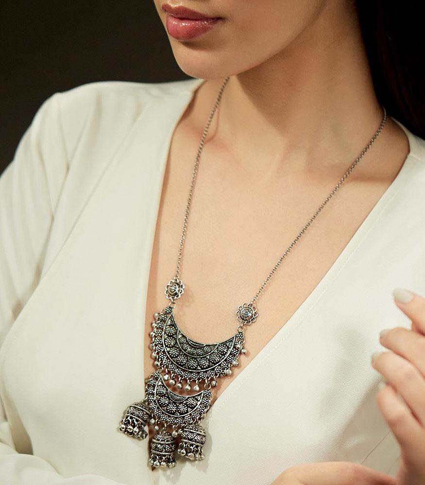 ZARIIN   Buried Treasure Necklace