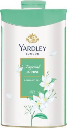 Yardley   Yardley London Jasmine Perfumed Talc