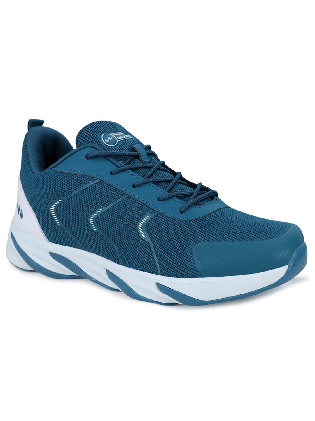 Campus Shoes   Blue Jacob Running Shoes