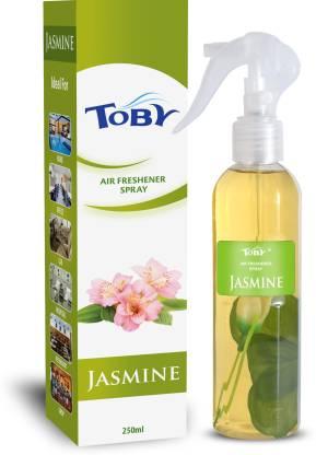 Toby | TOBY JASMINE Air Freshener (Room Spray) - 250 ml*2