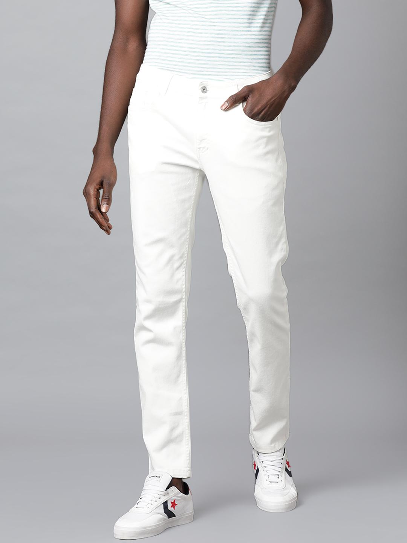 Blue Saint | Blue Saint Men's White Jeans
