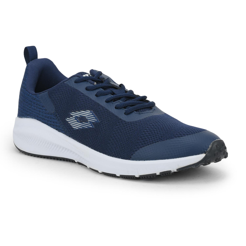 Lotto | Lotto Men's Nico Navy/White Running Shoes