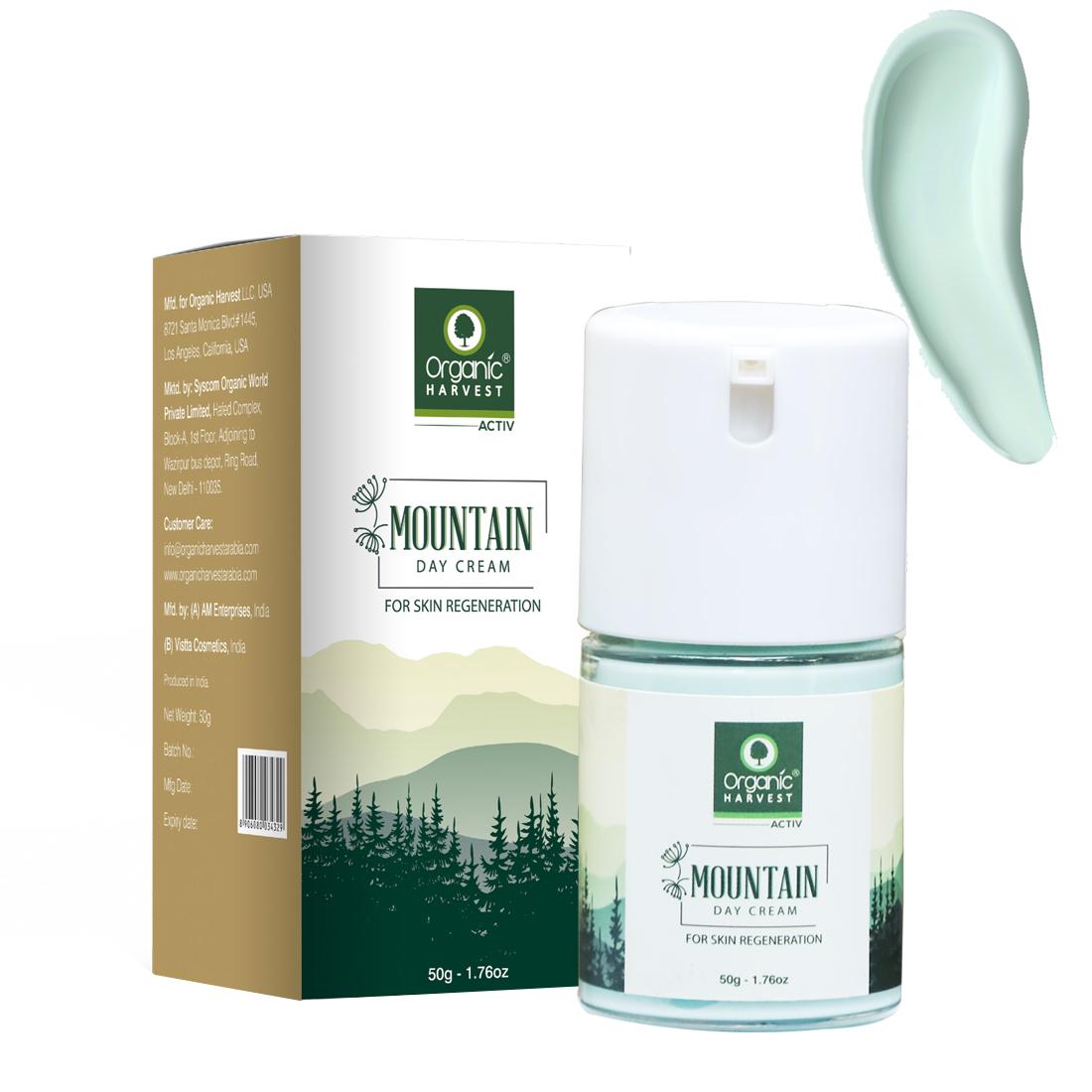 Organic Harvest | Organic Harvest Mountain Range Day Cream, 50gm