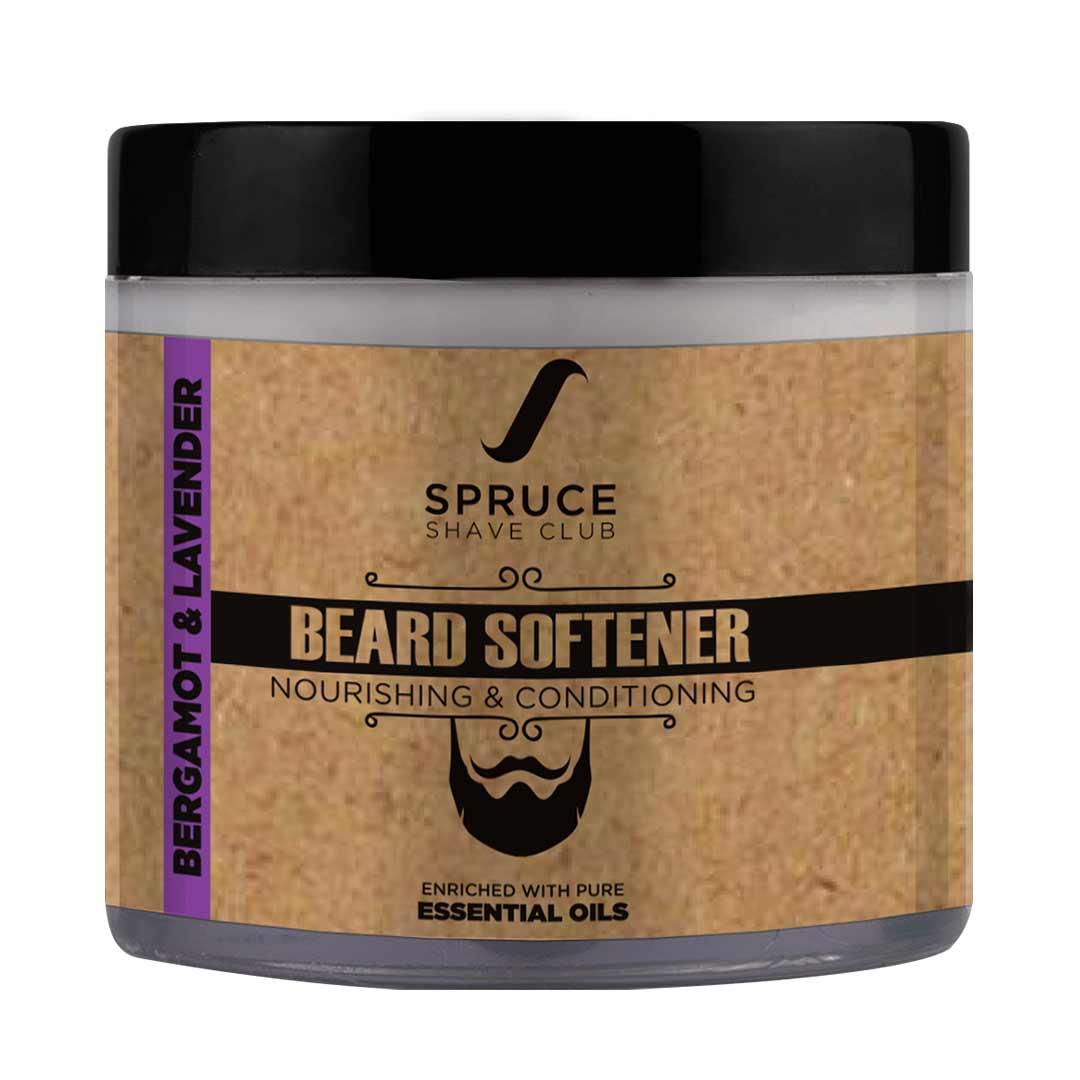 Spruce Shave Club | Spruce Shave Club Beard Softener | Natural Beard Cream | Bergamot & Lavender