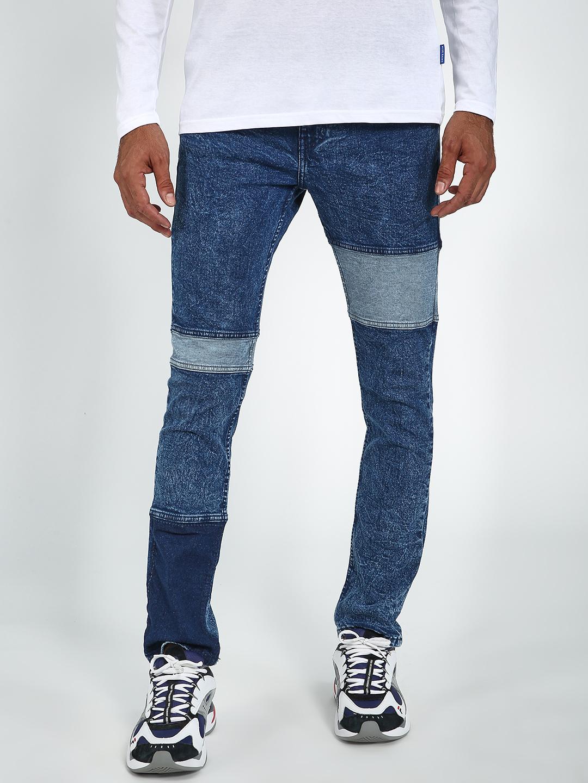 Blue Saint | Blue Saint Men's Blue Jeans