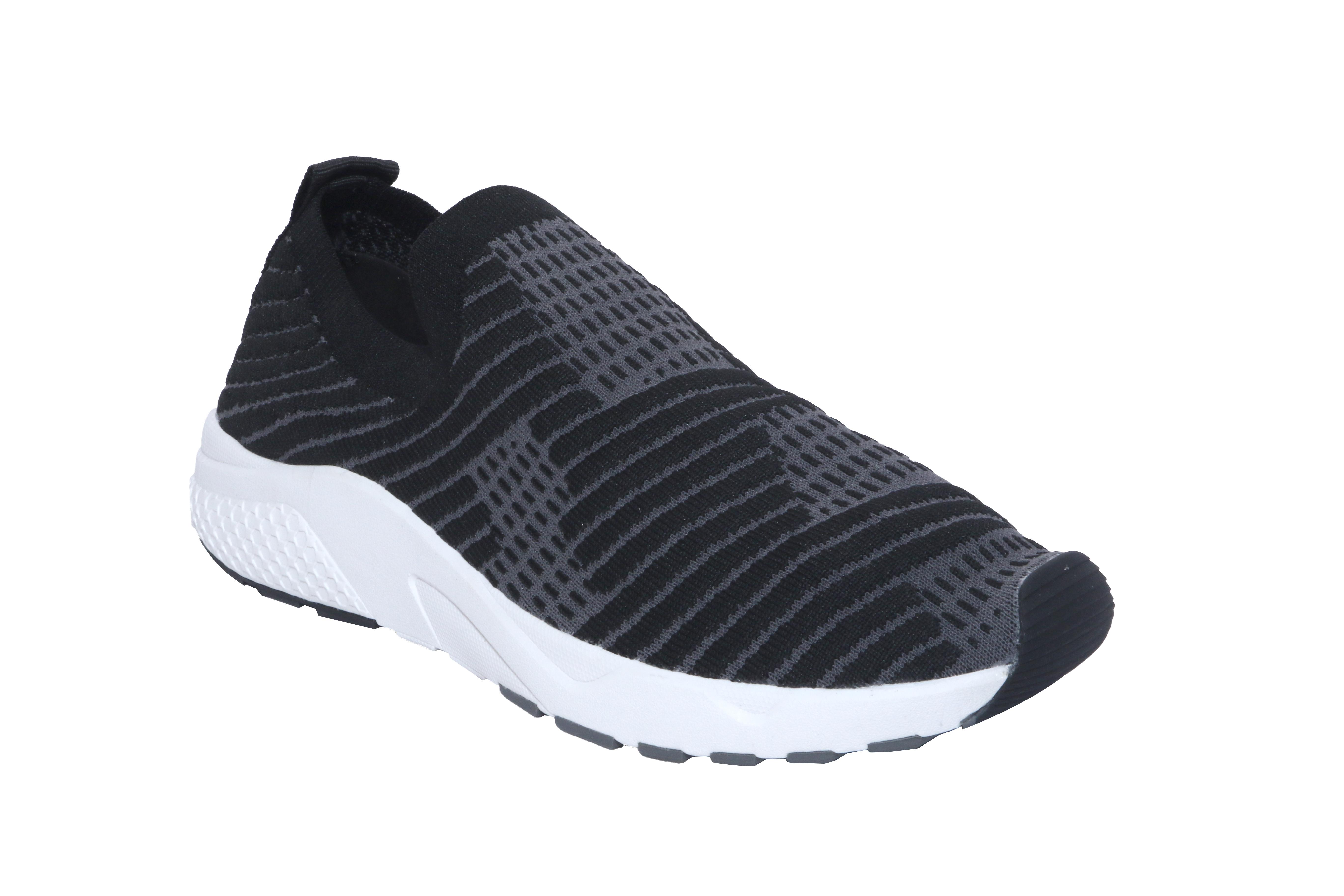 Lotto | Lotto Women's Breeze Sock W All Black/Light Asphalt Training Shoes
