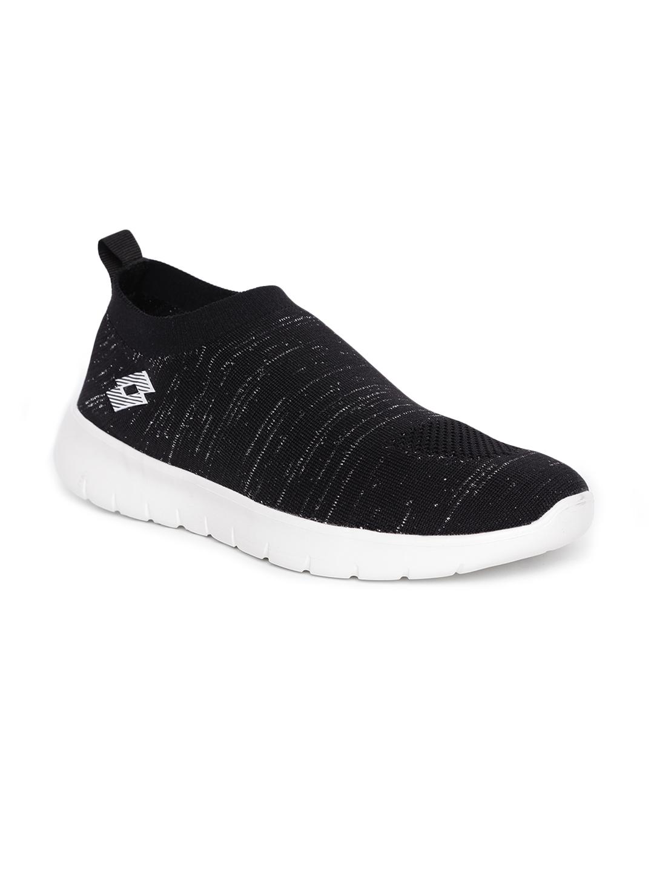 Lotto | Lotto Women's Marcella Black Sneakers