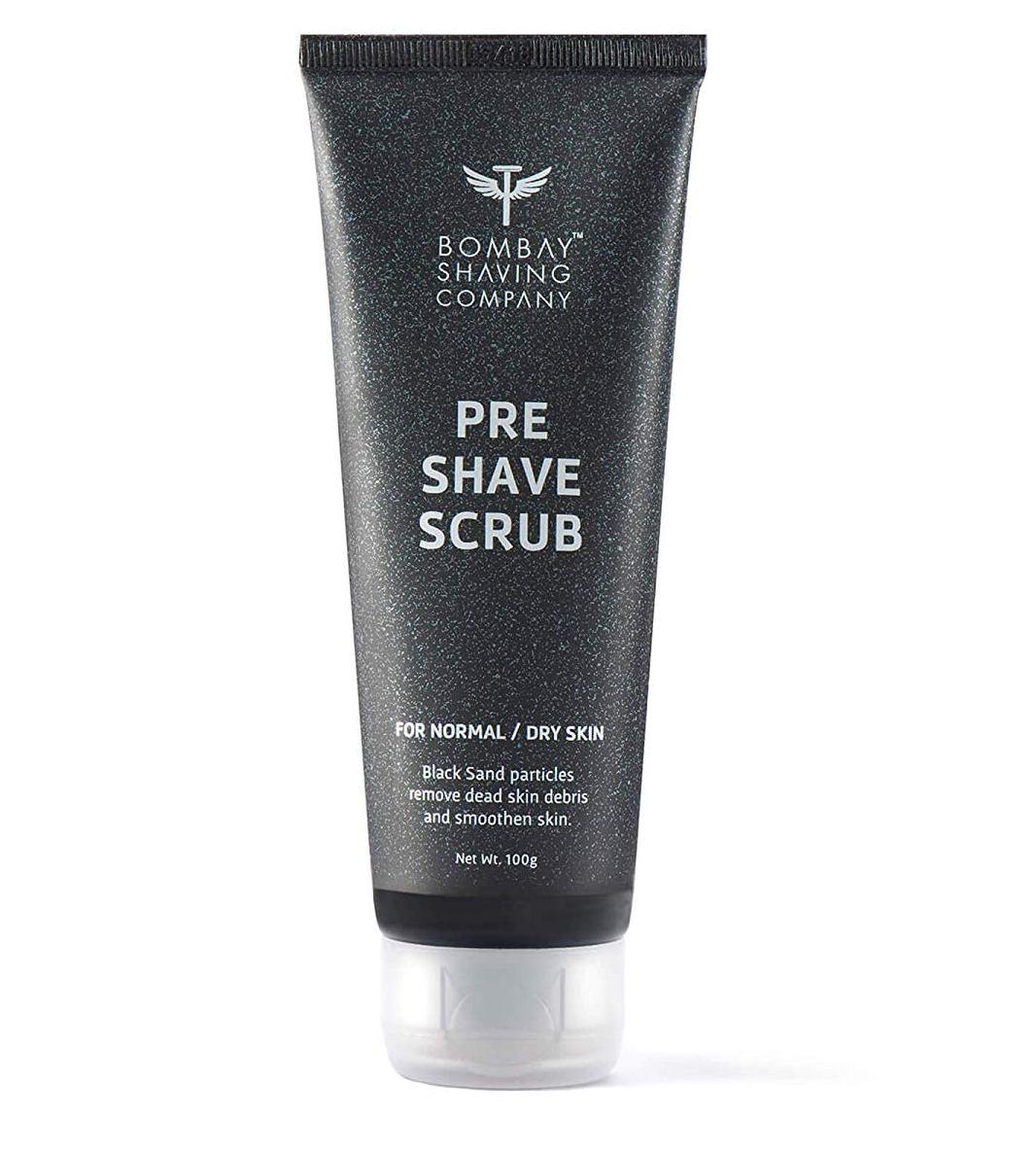 Bombay Shaving Company |  Pre Shave Scrub - 100 g