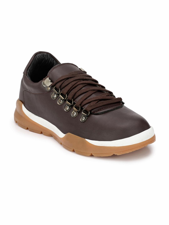 AADY AUSTIN | Aady Austin Luxe Sneakers - Brown