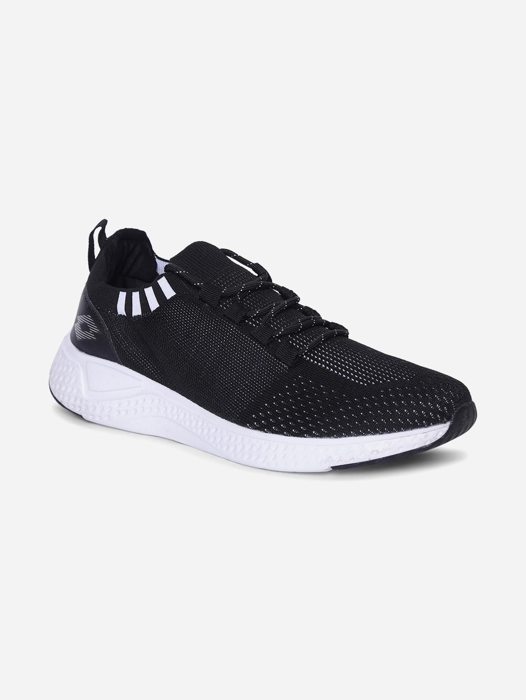 Lotto | Lotto Men's Megalite 2.O Black/White Running Shoes