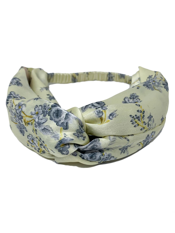 Mint & Oak   Mint & Oak Lemon Bloom Hairband for Women