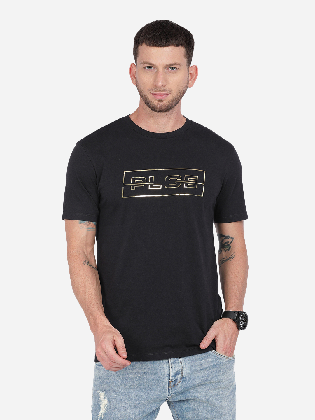 883 Police | 883 Police Blizzard India T-shirt