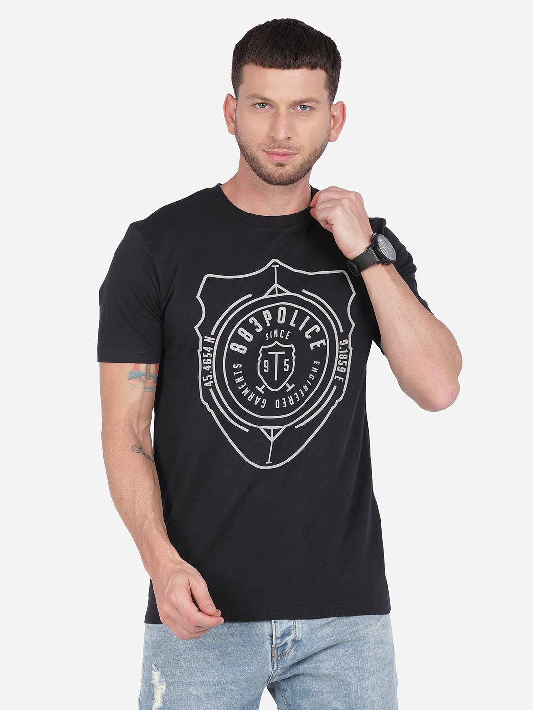 883 Police   883 Police Shield HD T-shirt