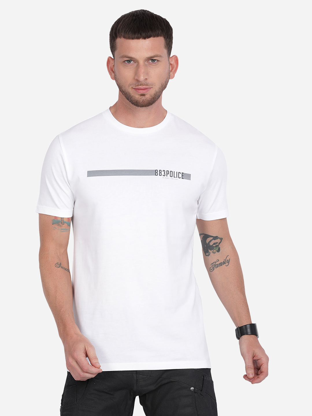 883 Police | 883 Police Lines T-shirt