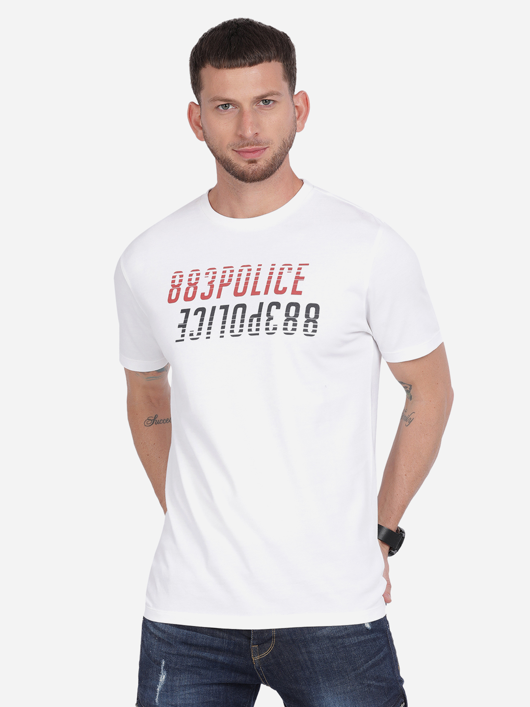 883 Police | 883 Police Vector T-shirt
