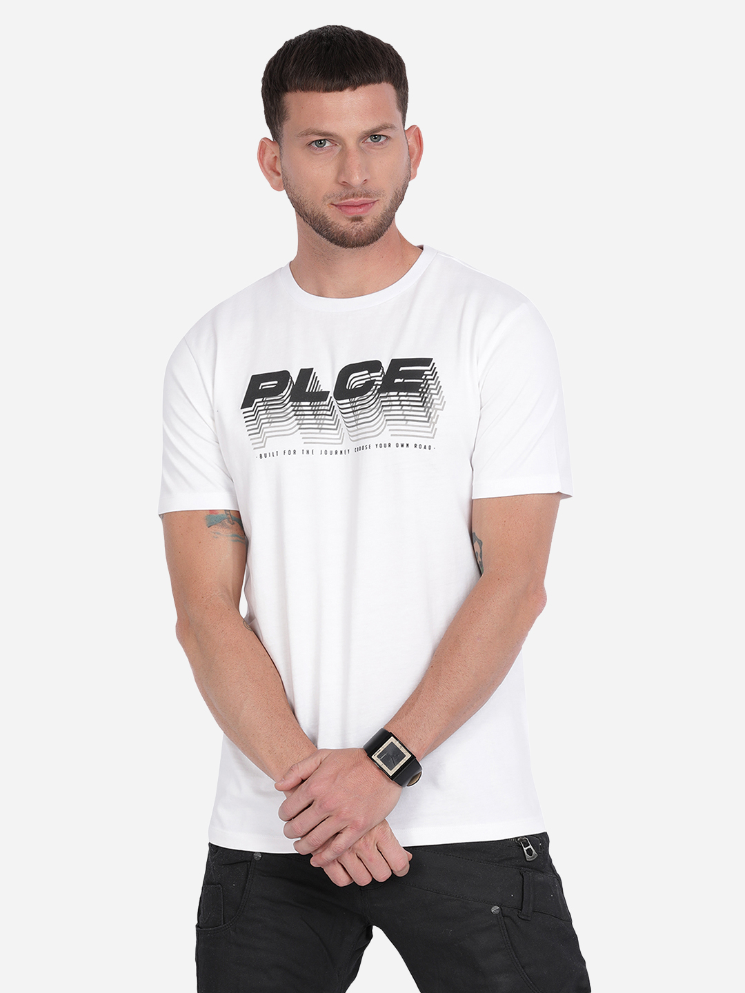 883 Police | 883 Police Layer T-shirt