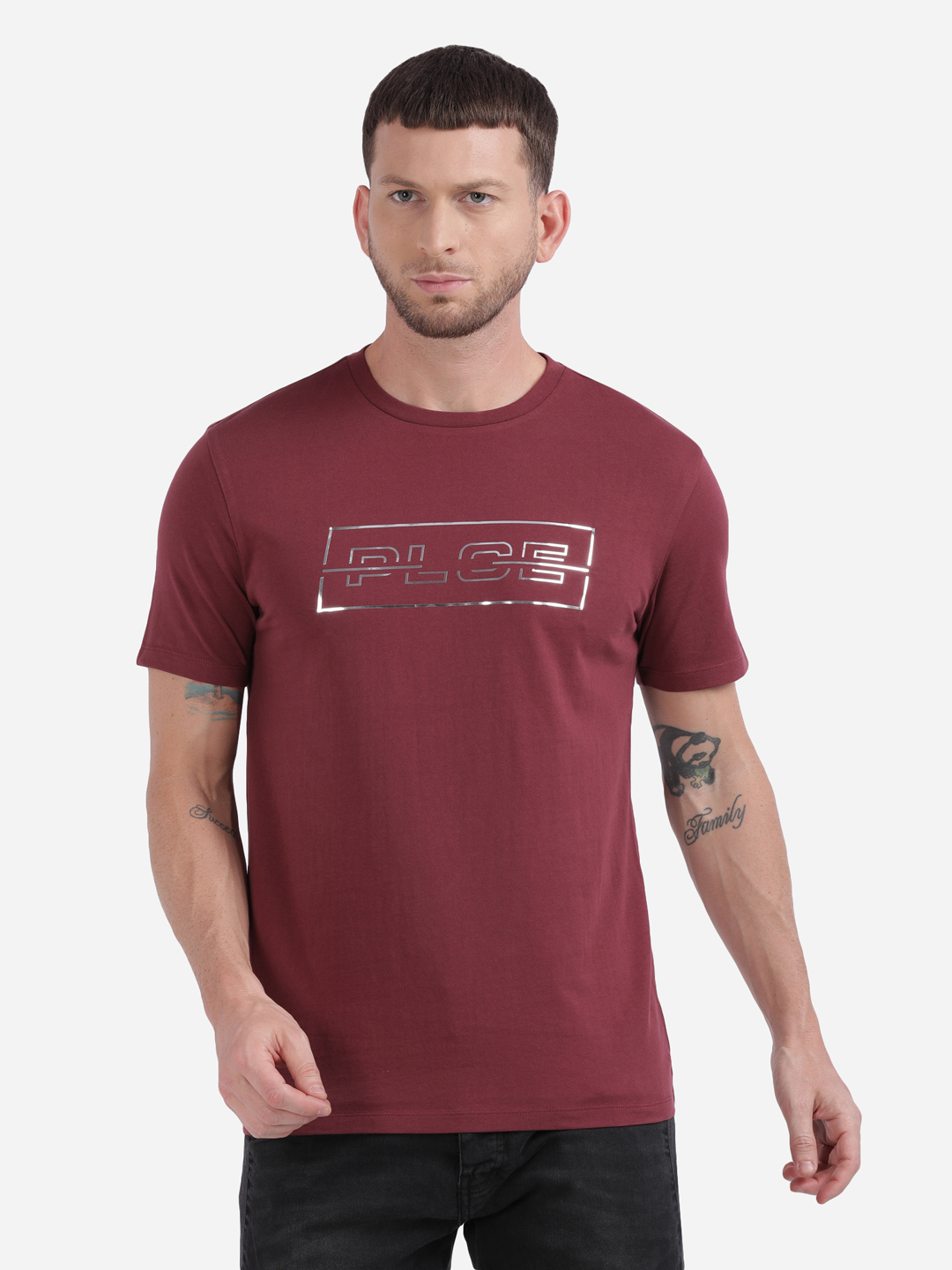 883 Police   883 Police Blizzard India T-shirt