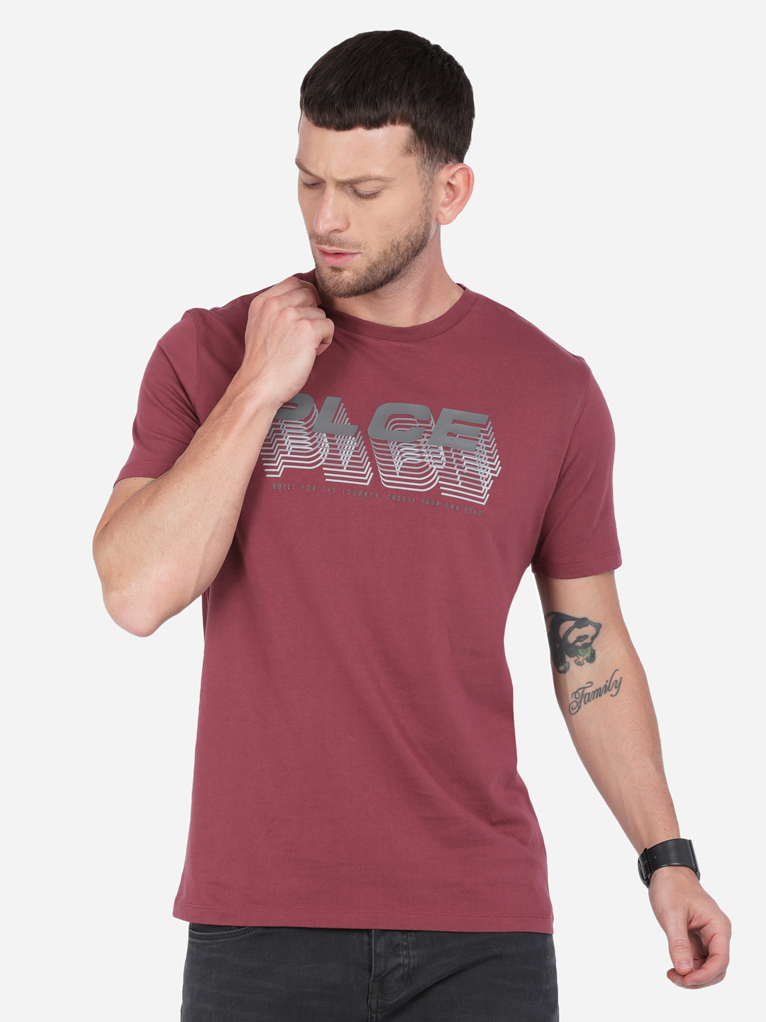 883 Police   883 Police Layer T-shirt