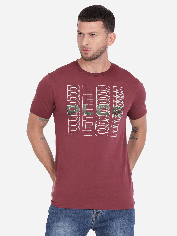 883 Police   883 Police Fluorocrack T-shirt