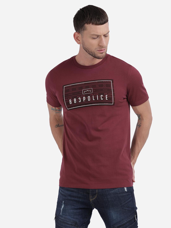 883 Police   883 Police Adorn T-shirt