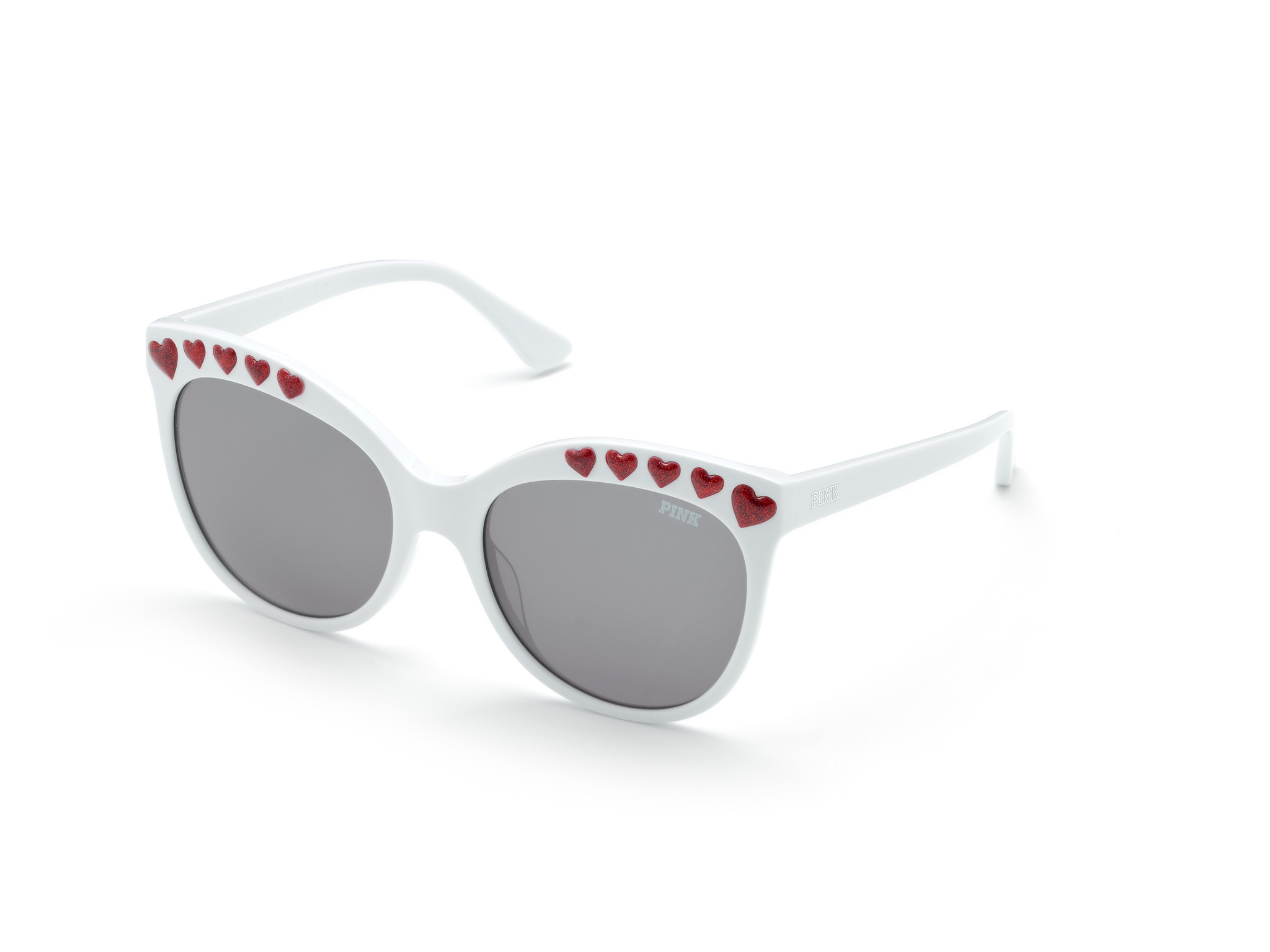 Victoria's Secret   victoria's secret Round Silver PK0012 59 16Z Sunglasses