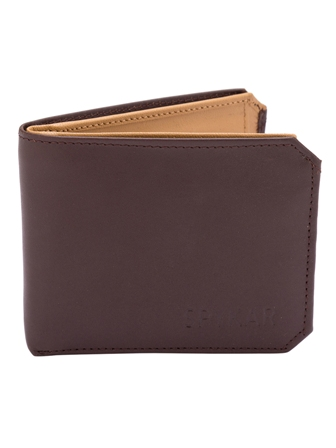 Spykar   Spykar Leather Brown Wallets