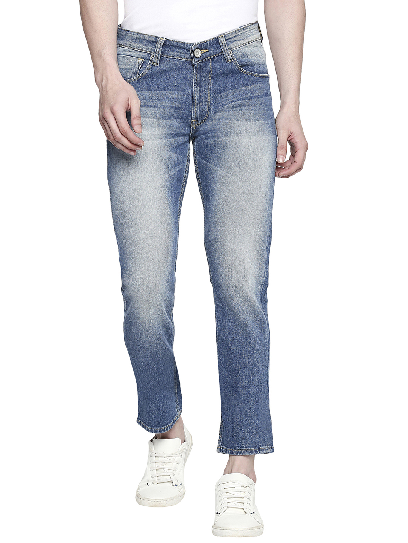 Spykar | Spykar Cotton Low Rise Regular Fit Jeans (Rover)