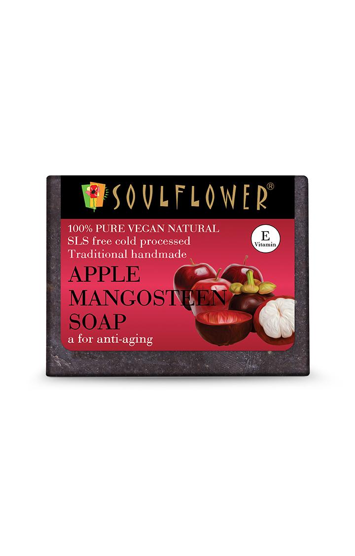 Soulflower | Apple Mangosteen Soap - 150gm