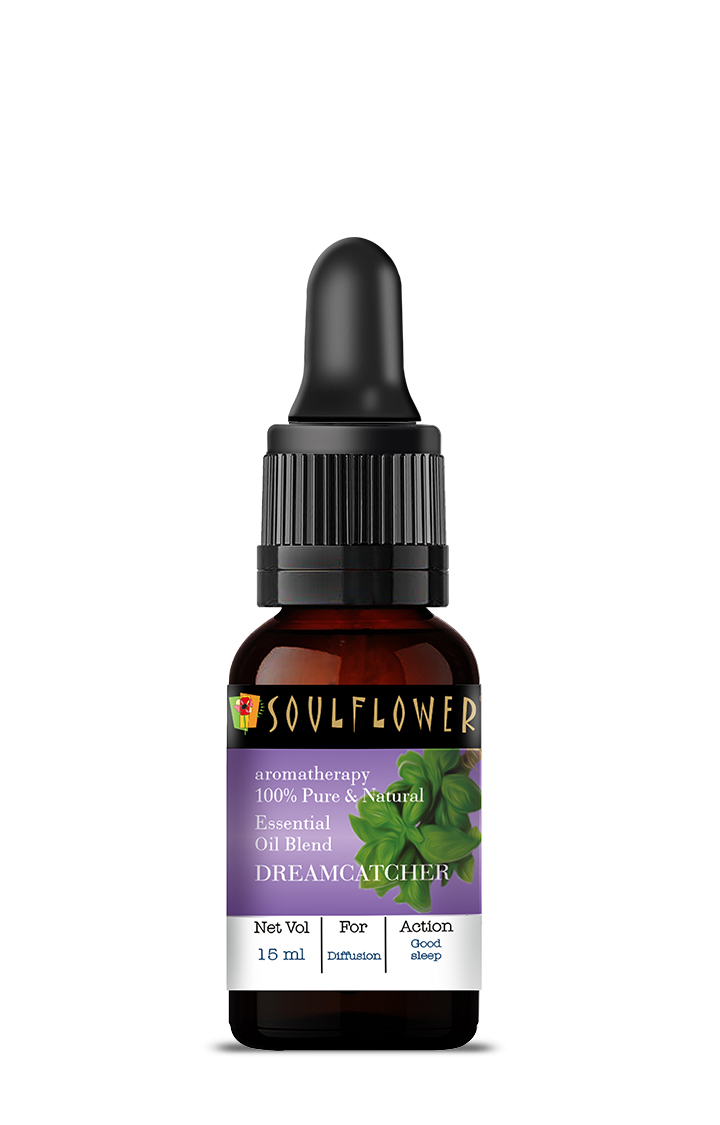 Soulflower | Essential Oil Dreamcatcher - 15ML