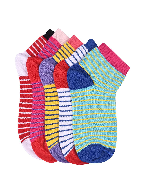 MARC | Multicoloured cherish socks
