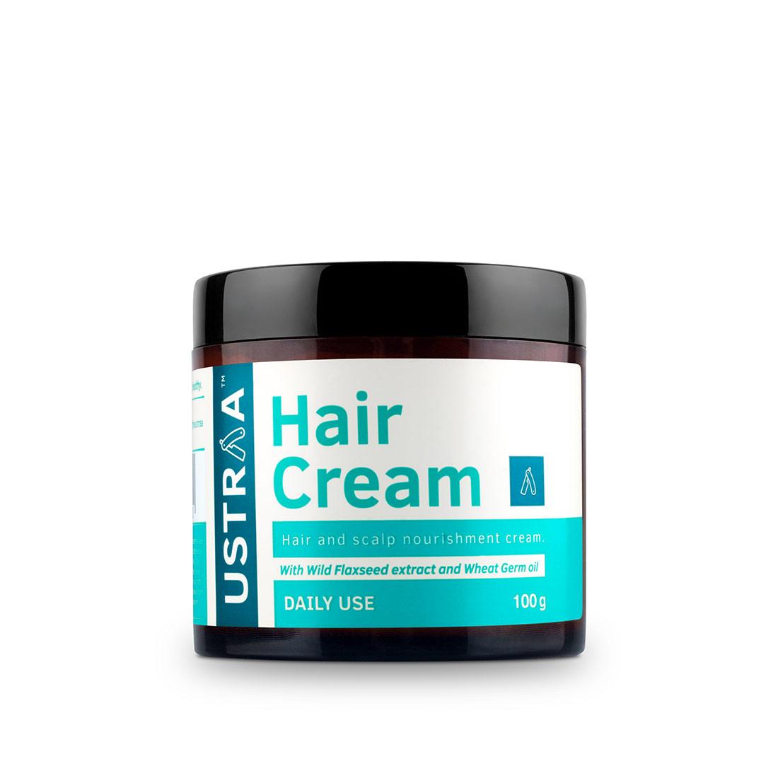 Ustraa | Hair Cream - Daily Use 100g
