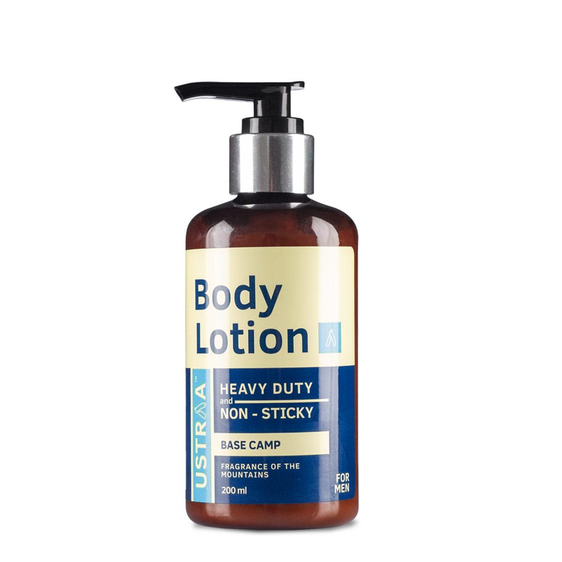 Ustraa | Body Lotion - Base Camp - 200ml