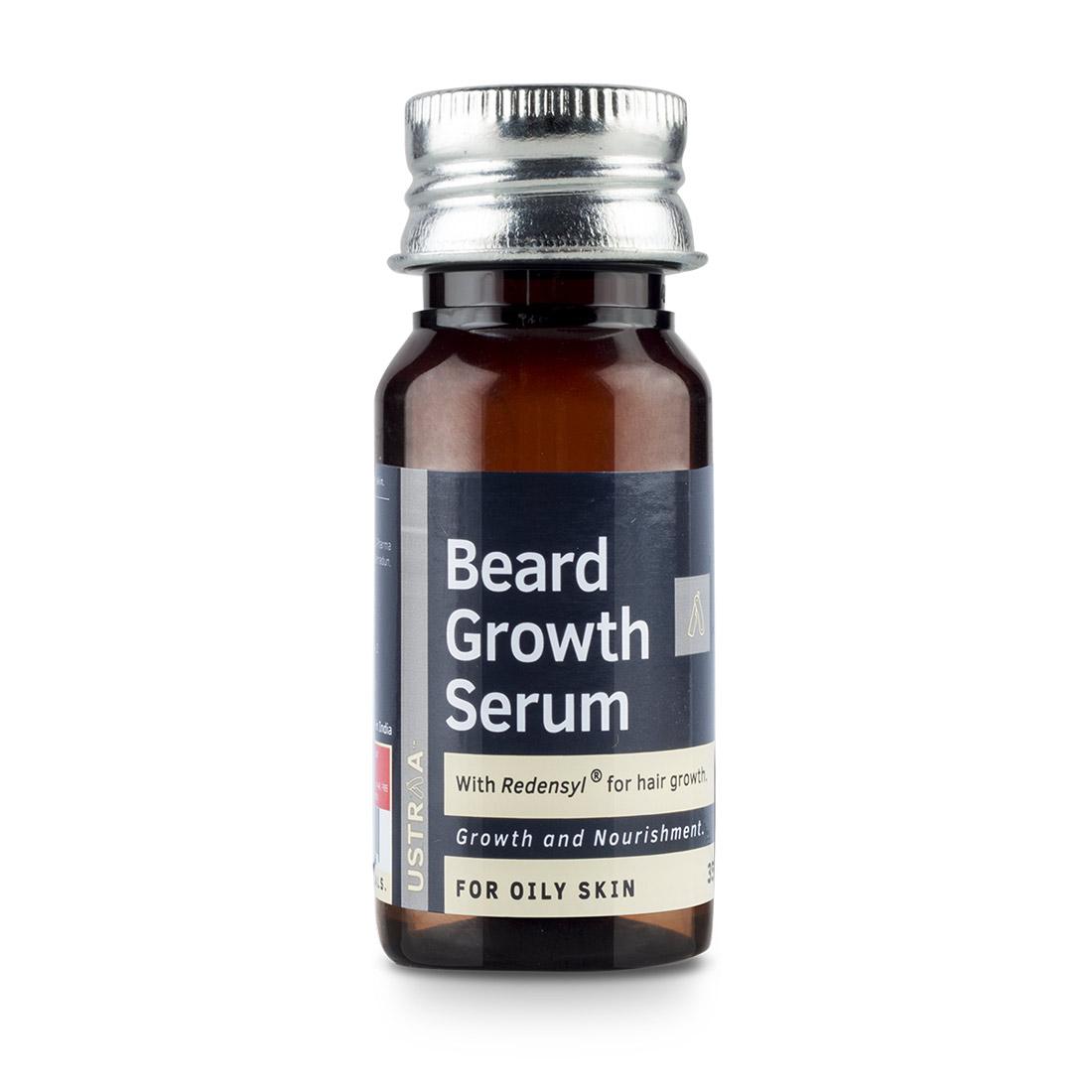 Ustraa | Beard Growth Serum 35ml