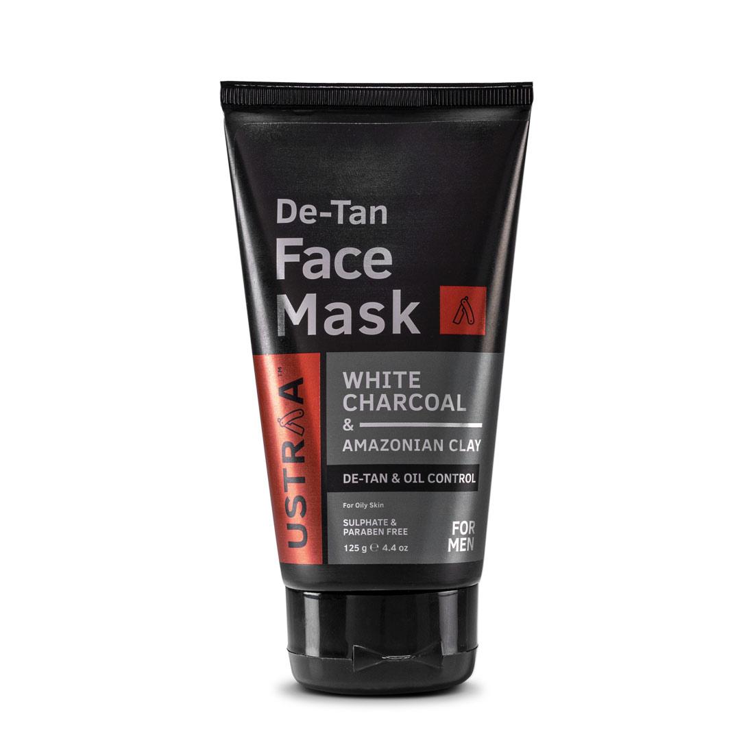 Ustraa | De-Tan Face Mask - Oily Skin 125ml/gm