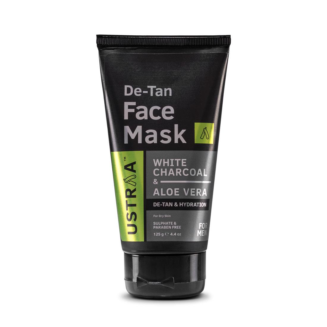Ustraa | De-Tan Face Mask - Dry Skin 125ml/gm