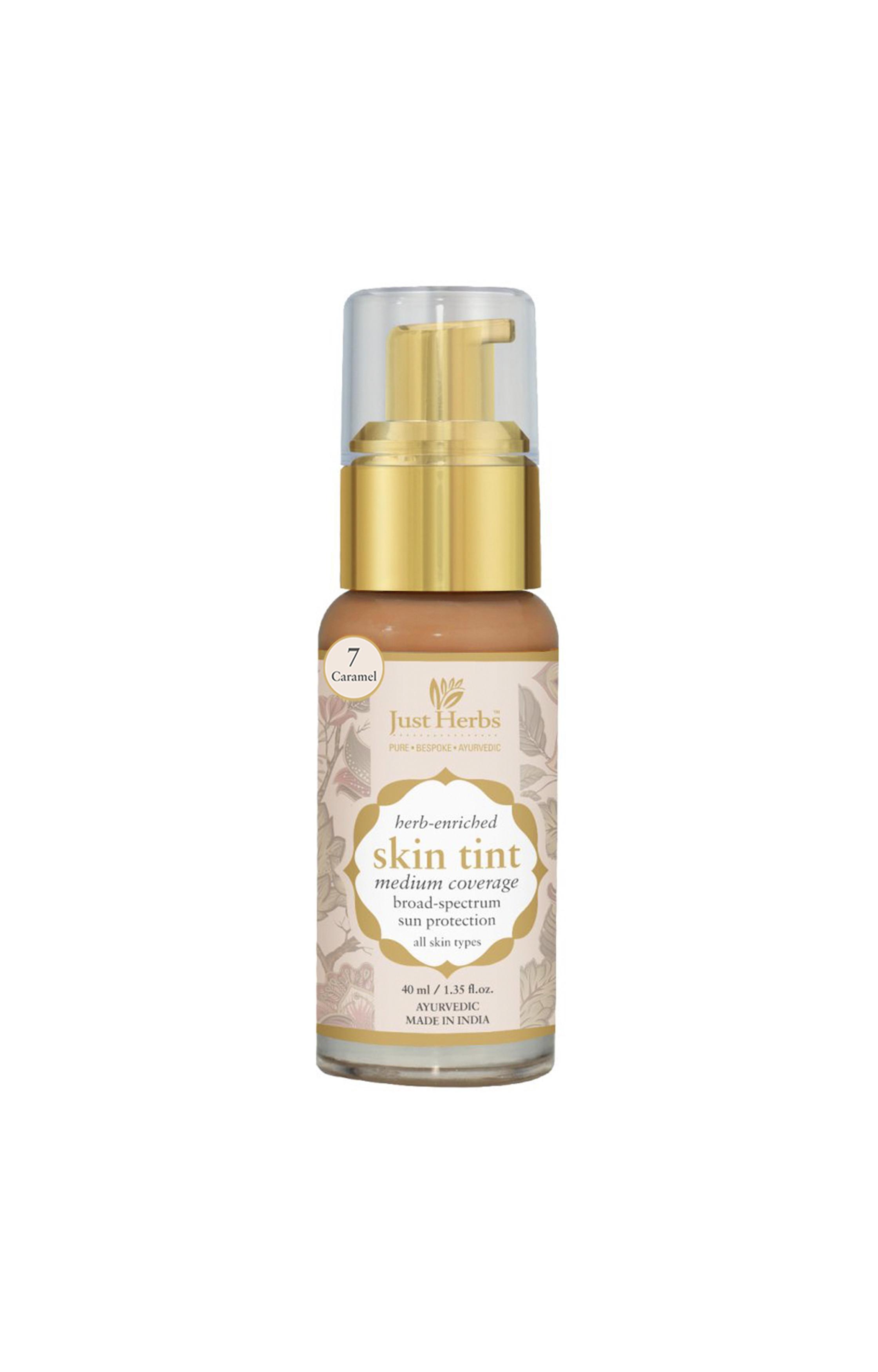Just Herbs | Just Herbs skin tint - 7 Caramel
