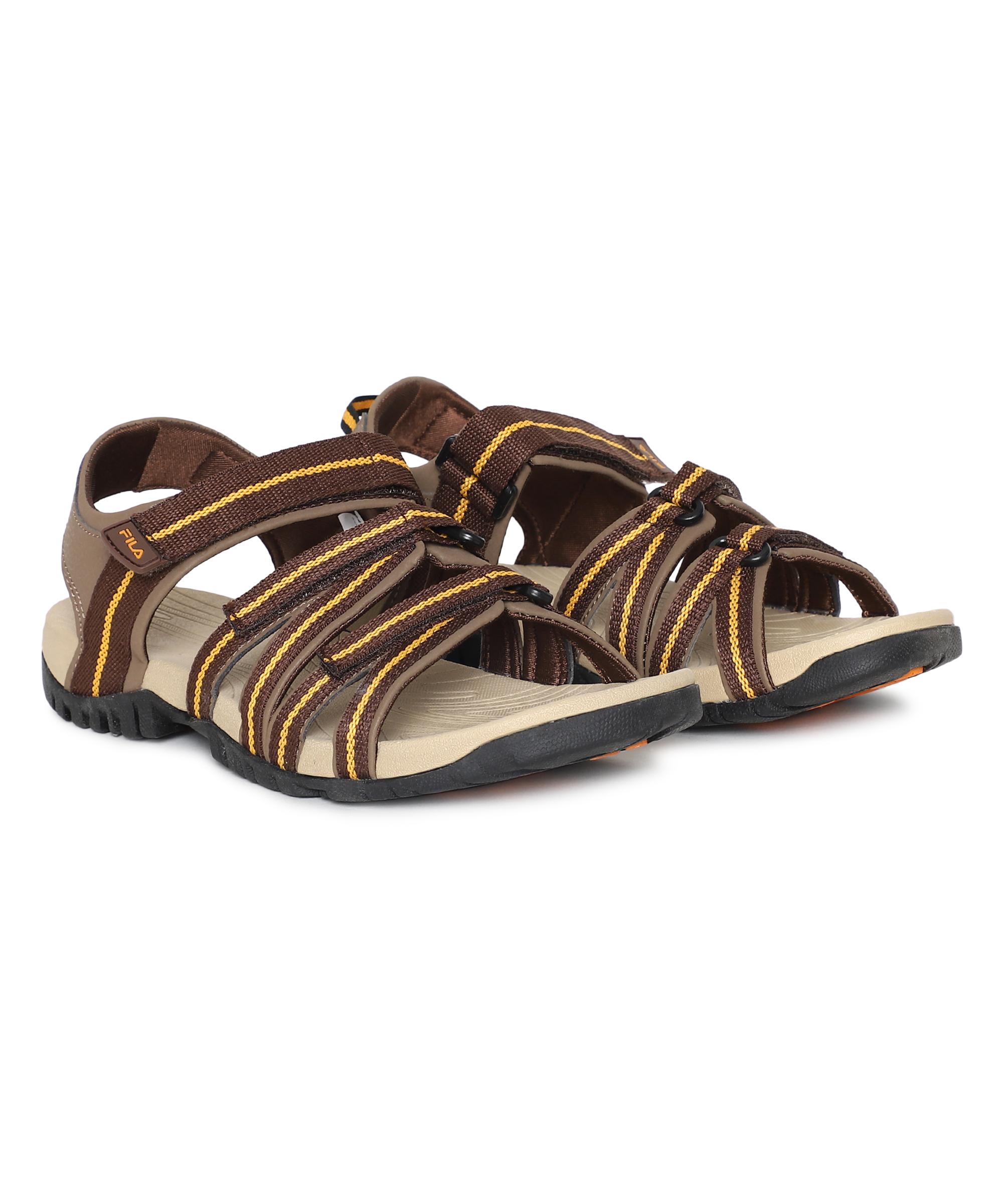 FILA | Brown Sandals