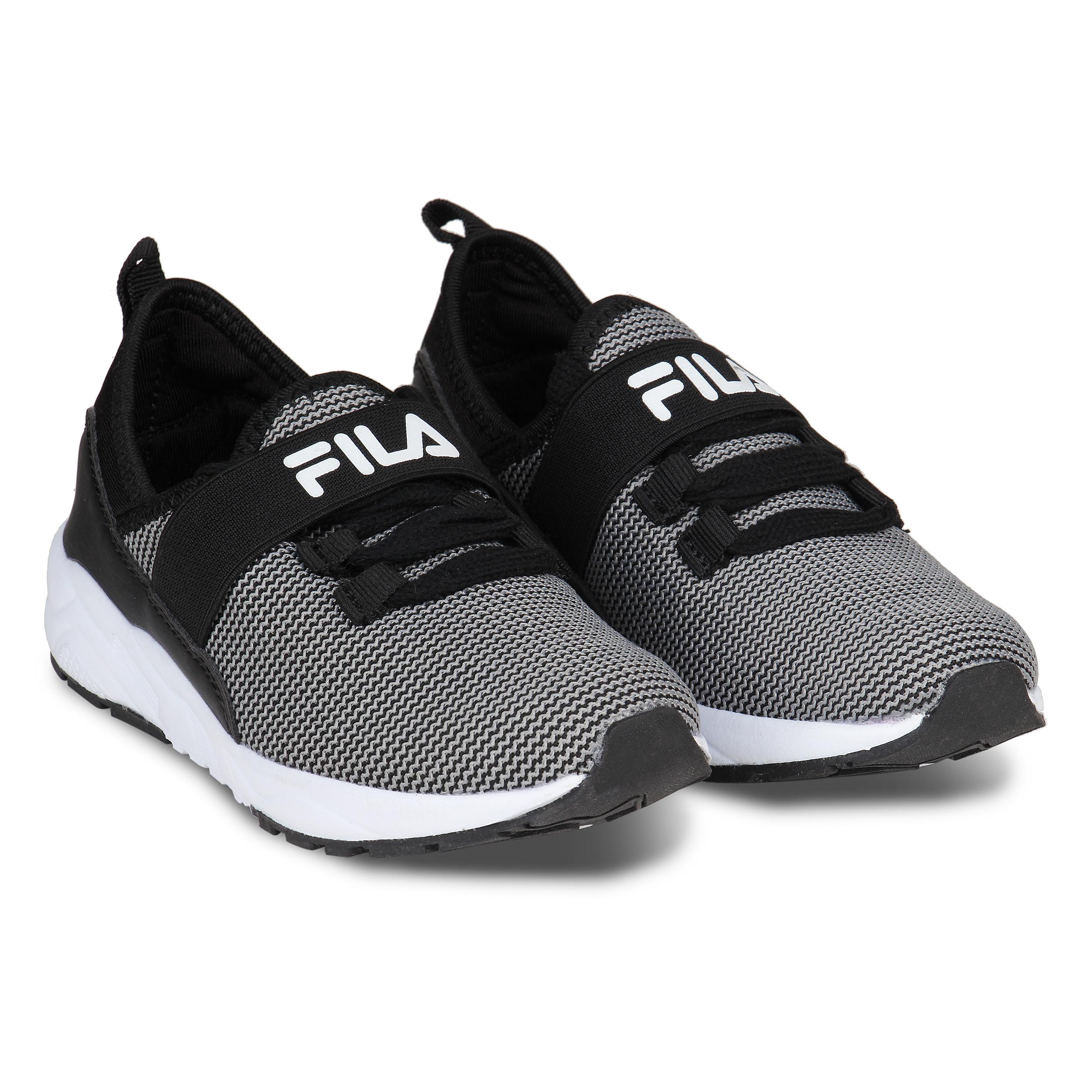 FILA | Black Casual Lace-ups