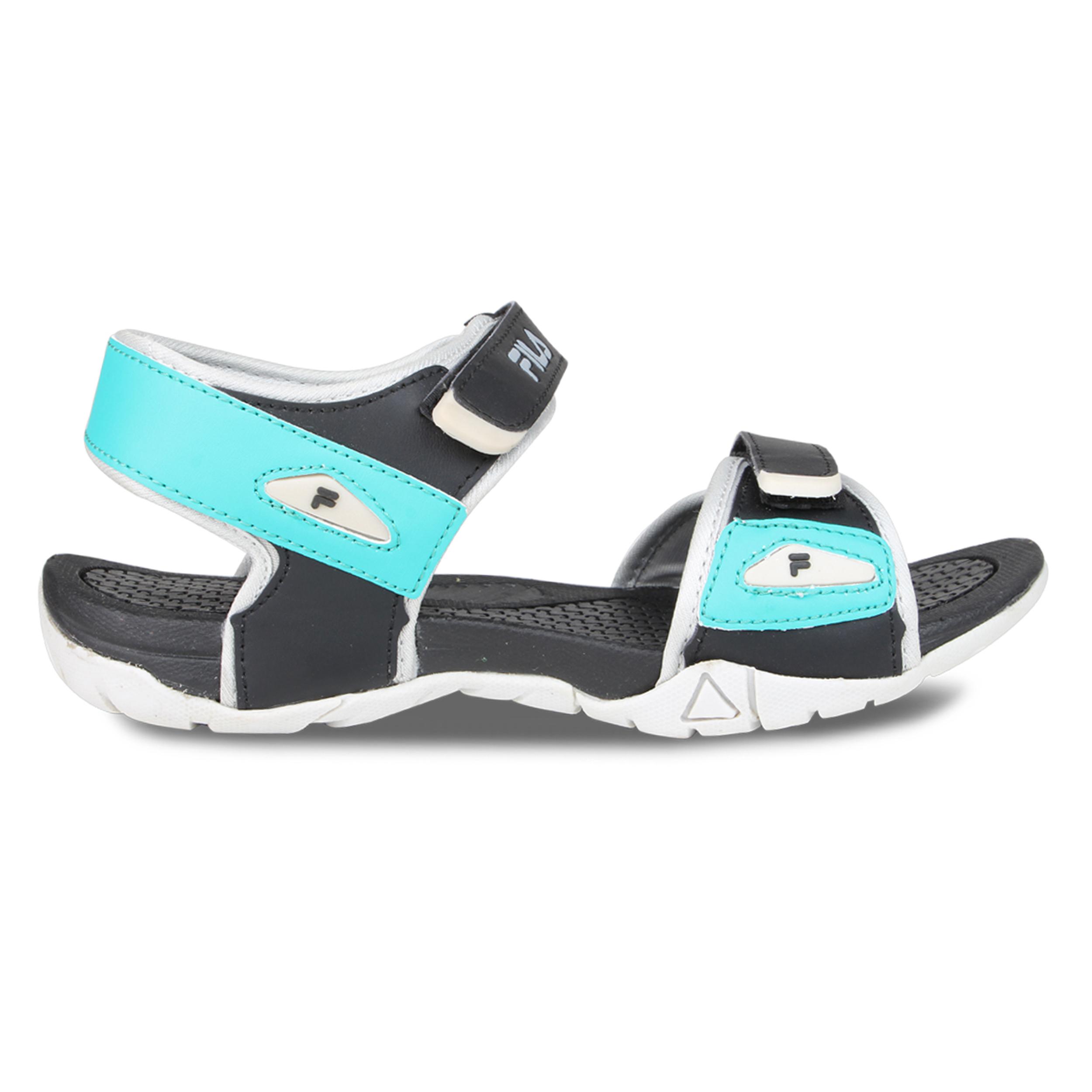 FILA   Black Sandals