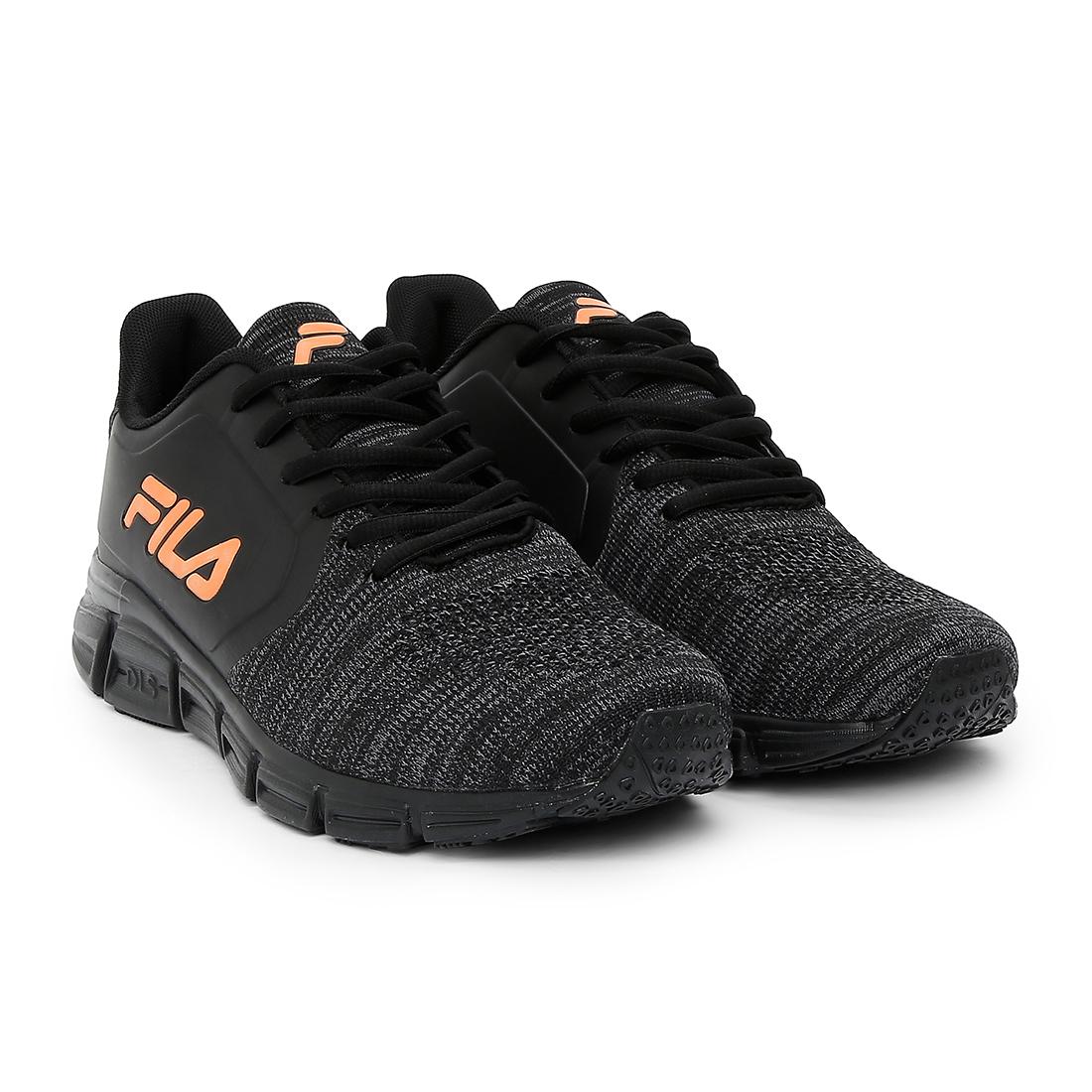 FILA | Black Running Shoes
