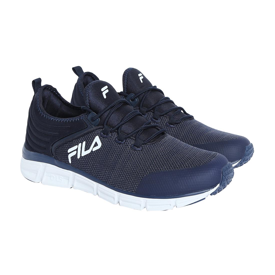 FILA   Blue Running Shoes