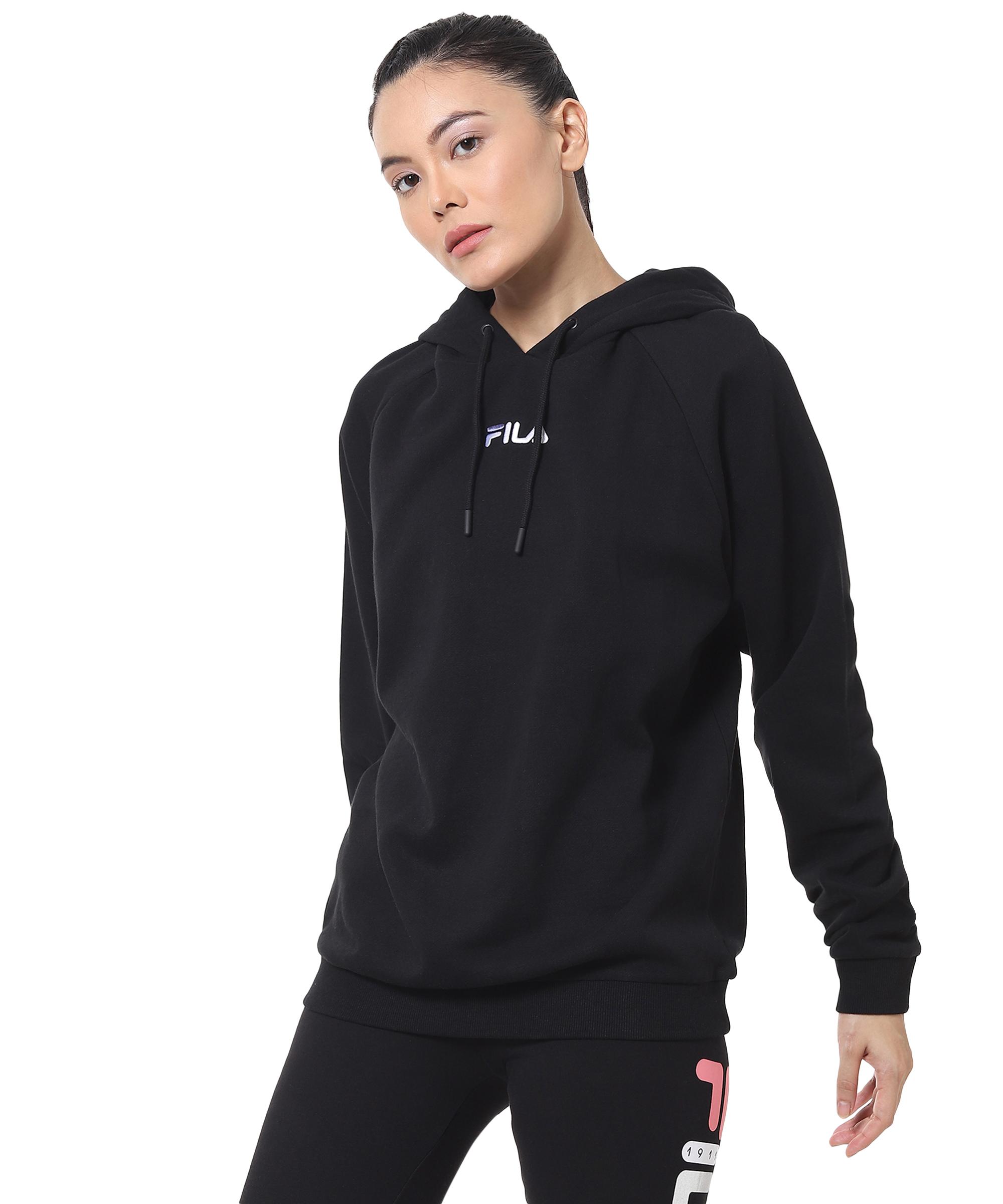 FILA   Black Sweatshirts