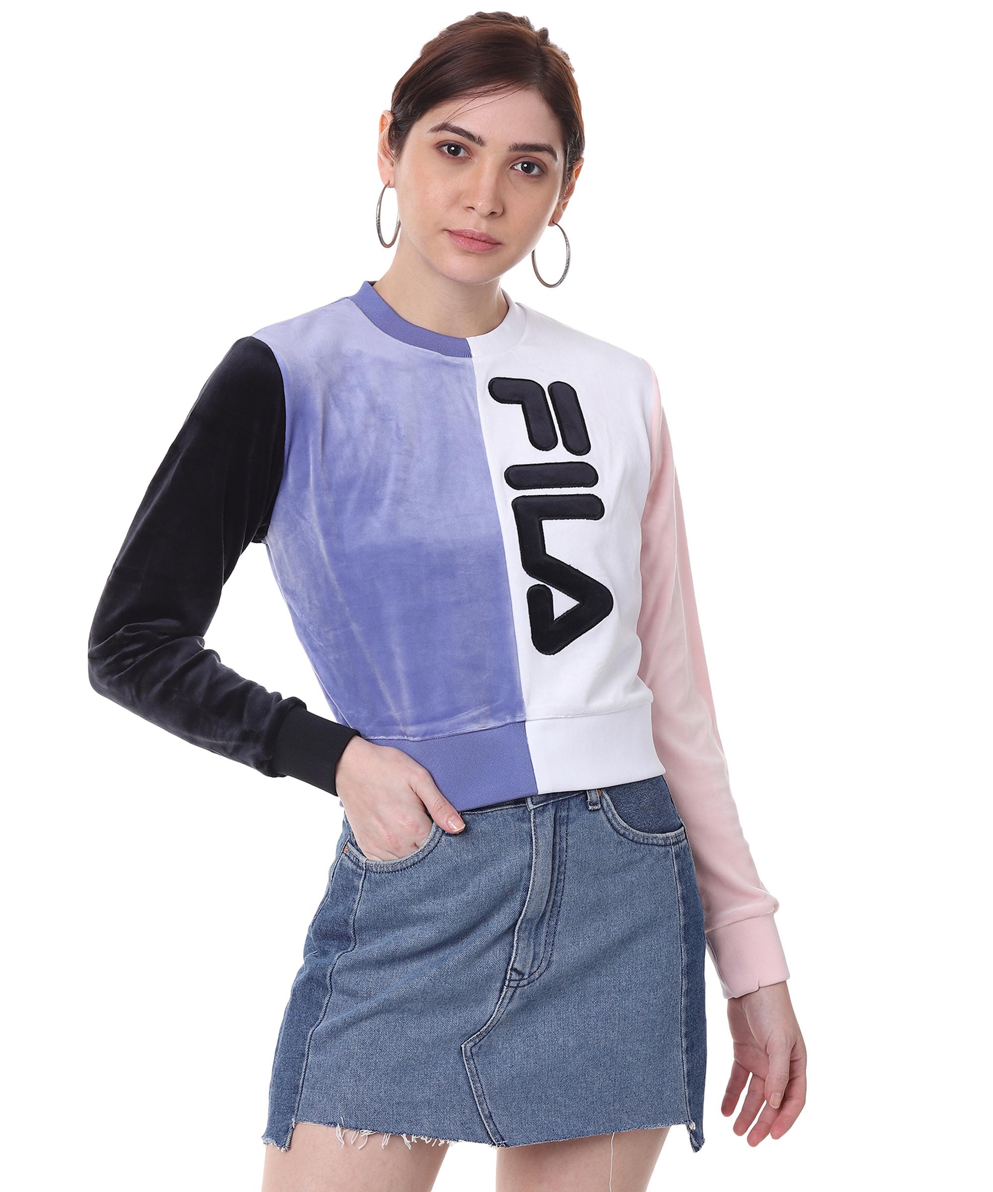 FILA | Purple Sweatshirts