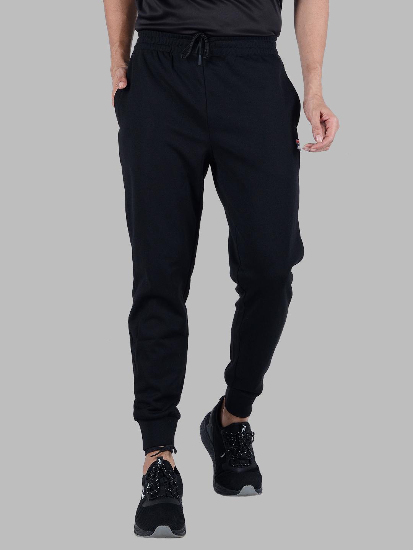 FILA   Black Trackpants